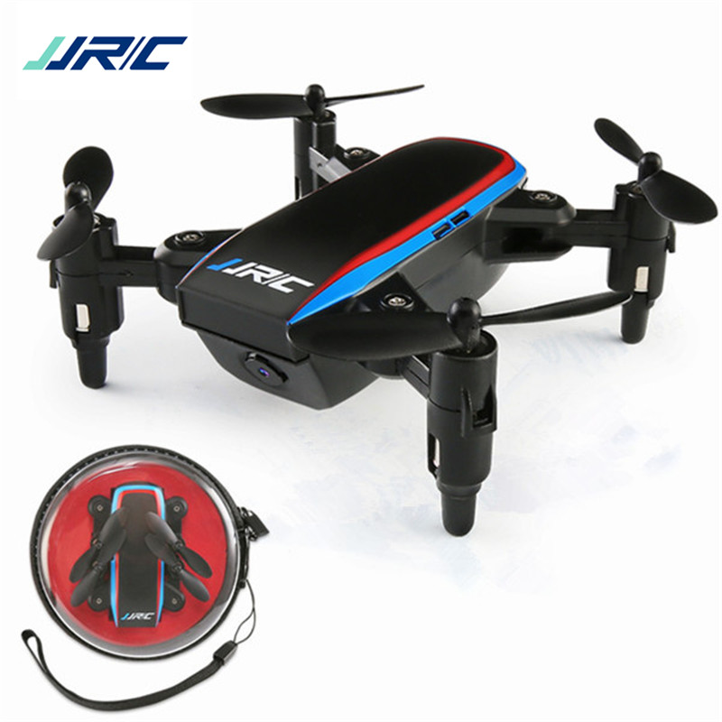 JJRC H53W Ombre Mini Drone WiFi Pliable FPV Avec 480 P caméra Maintien D'altitude Mode RC Quadcopter BNF VS H345 Eachine E59