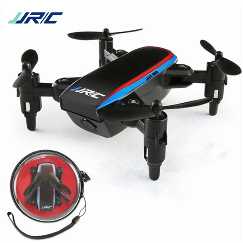 купить JJRC H53W Shadow Mini Drone WiFi Foldable FPV With 480P Camera Altitude Hold Mode RC Quadcopter BNF VS H345 Eachine E59 недорого