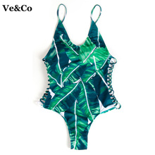 ВЕ & CO Марка Biquini Купальный Костюм Женщины Высокой Талией Бикини Установить Push Up Swimwear Bikinis Женщины 2017 Новый Женщины Майо Де Бейн Femme