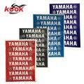 1 компл. 8 ШТ. ленты 4 цвета мотоцикл наклейки для yamaha логотип бренда Эмблемы мотоцикл наклейка мотокросс ATV Off-road moto