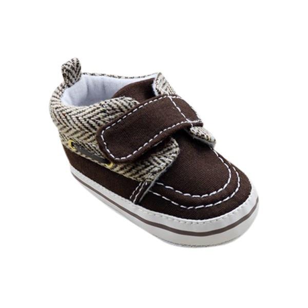New 0-18M Toddler Baby Boy Girl Soft Sole Cotton Crib Shoes  Prewalker Shoes P1