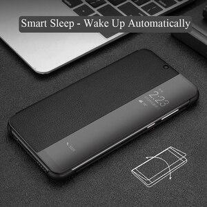 Image 2 - Thông Minh Gập P40pro Dành Cho Huawei P40 P30 P20 Giao Phối 10 20 Pro Lite Plus Hãng Cao Cấp Chính Hãng chính Thức Bao Bọc Điện Thoại