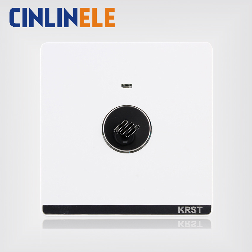 LED switch ptical-control voice-control energy saving touch delay switch Wall Light Touch Switch 110V-250V control