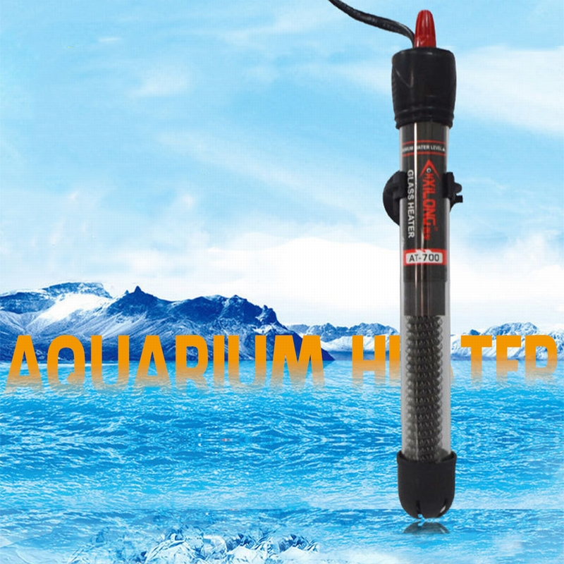 Aquarium Submersible Fish Tank Automatic Water Heater Constant Temperature Heating Rod Power Saving Heater