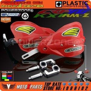 Image 4 - Powerzone الوسخ الدراجة النارية atv المقود handguards اليد الحرس ل ktm xcw sxf exc sx exc f husqvarna crf yzf rmz kxf klx
