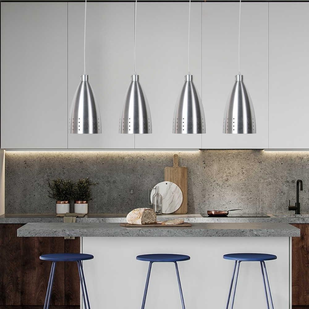 Oreab ออกแบบตารางโลหะที่ไม่ซ้ำกันร่วมสมัยโคมไฟระย้าโคมไฟแขวนห้องรับประทานอาหารโคมไฟ Art Deco โคมระย้า