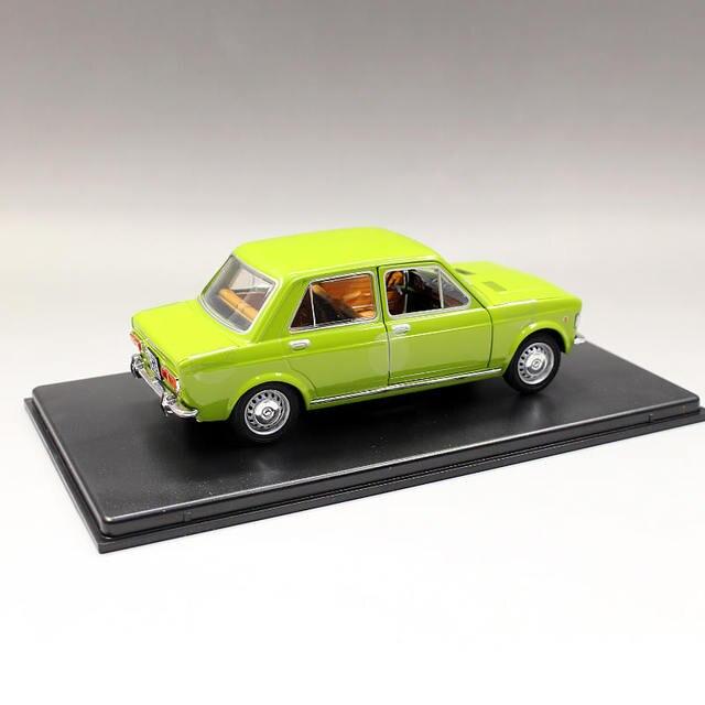 Online Shop White Box 124 1969 Fiat 128 Classic Boutique Alloy Car