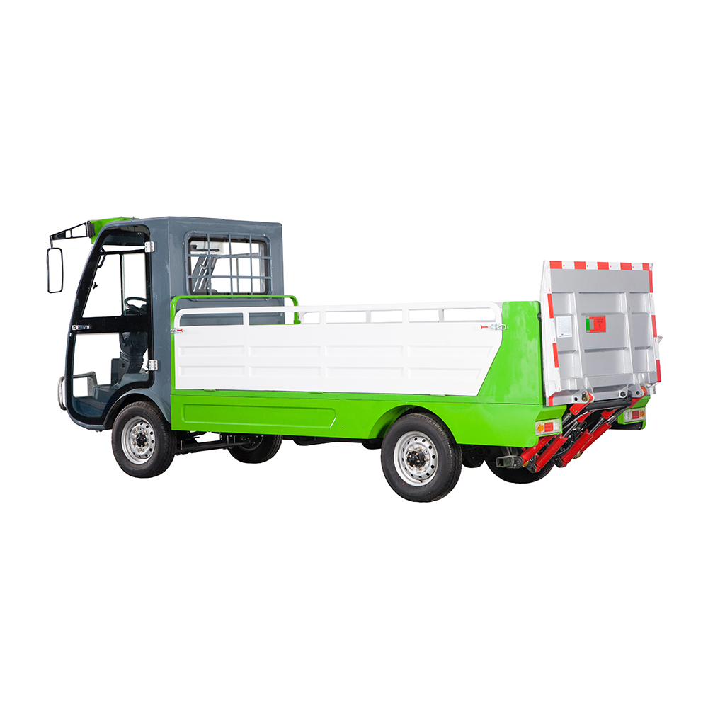 Image 3 - Electric Garbage Back Loading Truck ART Y10 Cheap Big Low Price-in Pressure Washers from Tools