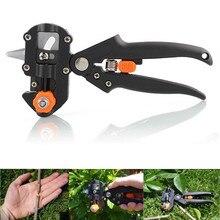 Ciseaux professionnels de jardinage, délagage et délagage des arbres fruitiers, outil de coupe + 2 lames ensemble doutils de jardinage