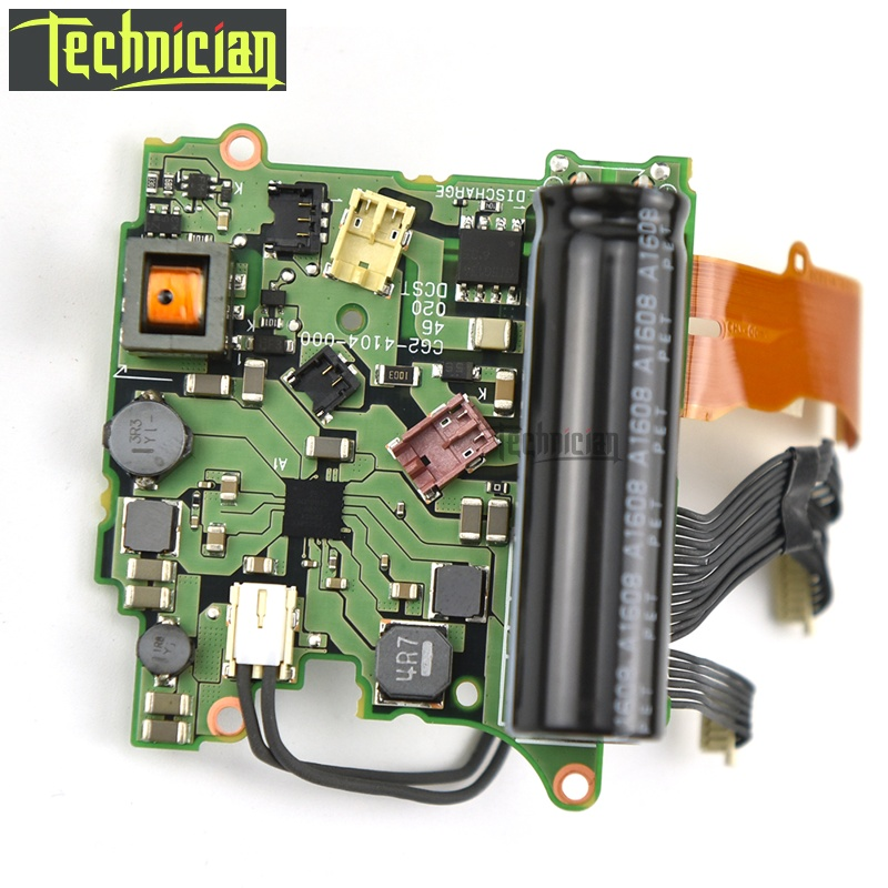 100D DC Power Board And Flashboard Camera Replacement Parts For Canon