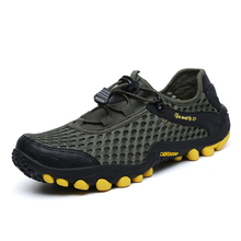 New Outdoor Men Hiking Shoes Mountain Shoes Trekking Shoe