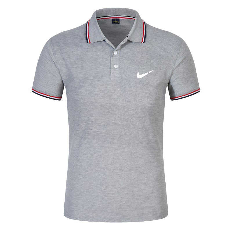 Breathable Men's Polo Shirt For Men Desiger Polos Men Quick drying Short Sleeve shirt Clothes jerseys golftennis Plus Size