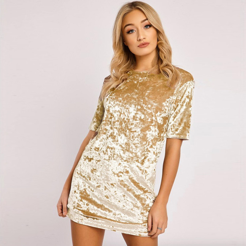 COYOTE VALLEY 2018 ms hot spring and summer leisure fashion mini dress manufacturers promotional free shipping s - 3 xl