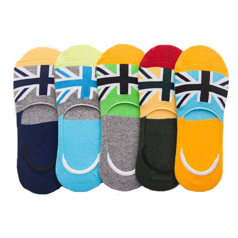 Underwear & Sleepwears Fashion Casual Men Socks High Quality Cotton Socks Brief Invisible Slippers Shallow Mouth No Show Socks