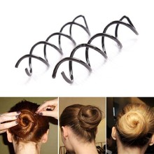 Ladies Twist Barrette Hair Clip
