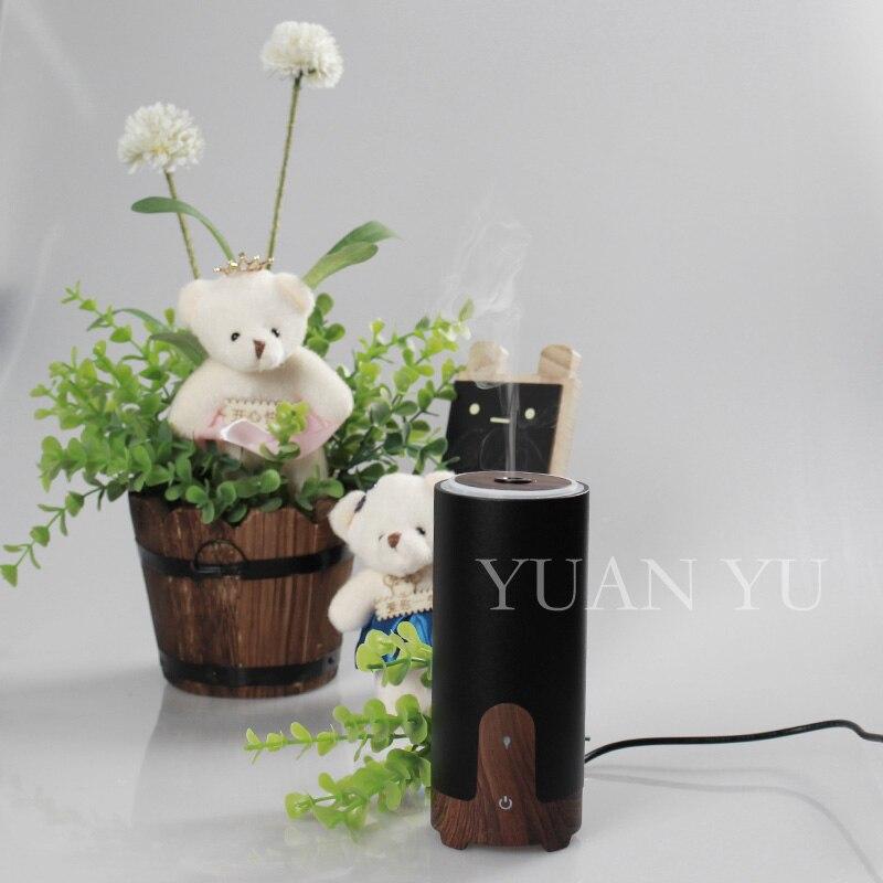 ФОТО Mini Portable Tabletop USB Humidifier Aromatherapy Essential Oil Aroma Diffuser Mist Maker Fogger Creative Car Air Humidifier