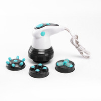 Low Noise Infrared Electric Fat Burn Remove Body Slimming Massager Anti cellulite Body Massage Machine New Sale