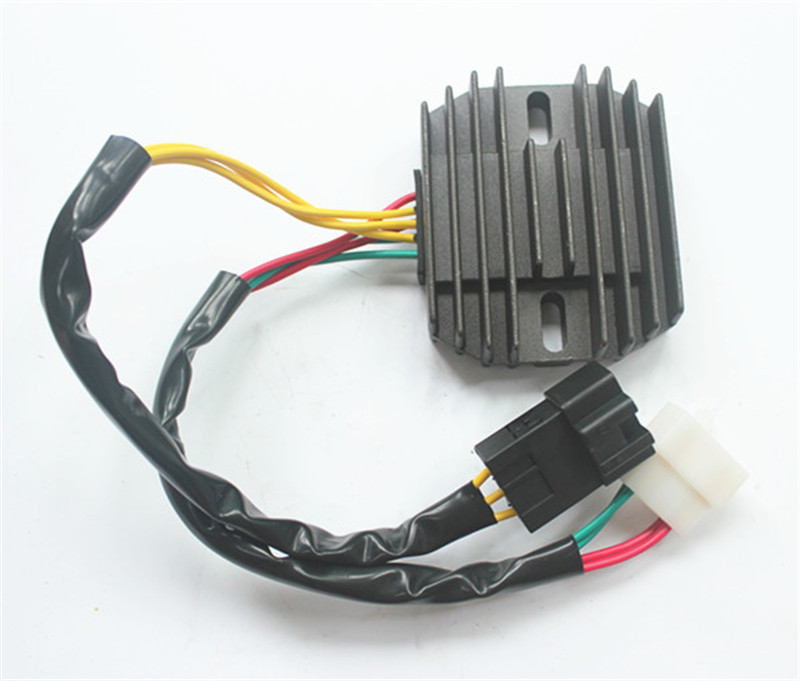Motorcycle Motorbike Bike 12v Voltage Regulator Rectifier For Honda CBR 900 1100 1300 CBR 600 F4i 2001 2002 2003 2004 2005 2006 motorcycle voltage regulator rectifier for harley davidson heritage softail 1450 classic flstc1450 2001 2006 model 74610 01