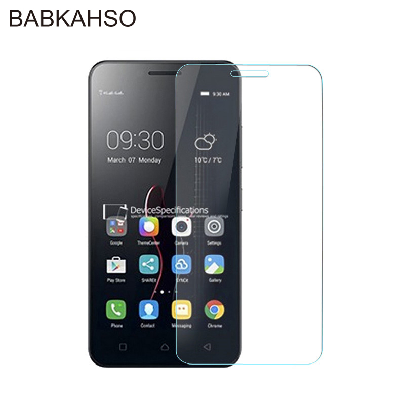 Tempered Glass For Lenovo Vibe C A2020 VibeC A2020a40 5.0'' Screen Premium Tempered Glass Anti Shatter