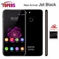 Oukitel U20 Плюс Jet Black Мобильный Телефон MTK6737T Quad Core 2 ГБ RAM 16 ГБ ROM 5.5 inch Android 6.0 13.0MP FHD 4 Г LTE Отпечатков Пальцев