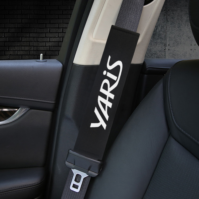 Car Styling Protect Shoulders Pads Case For Toyota yaris ...