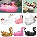 Flamingo Inflable gigante Piscina flotador inflable unicornio adulto anillo de Natación inflable Cisne donut Sofá de Jardín