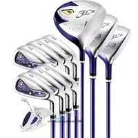 Cooyute New Women Golf clubs Maruman FL III Complete Sets Golf Driver wood irons Putter Graphite Golf shaft No Bag Free shipping