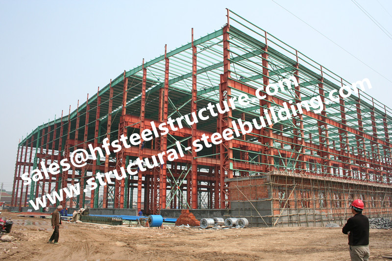 China Hot Galvanized Steel Aircraft Hangar Buildings And Aircraft Shelter For Airport Terminals