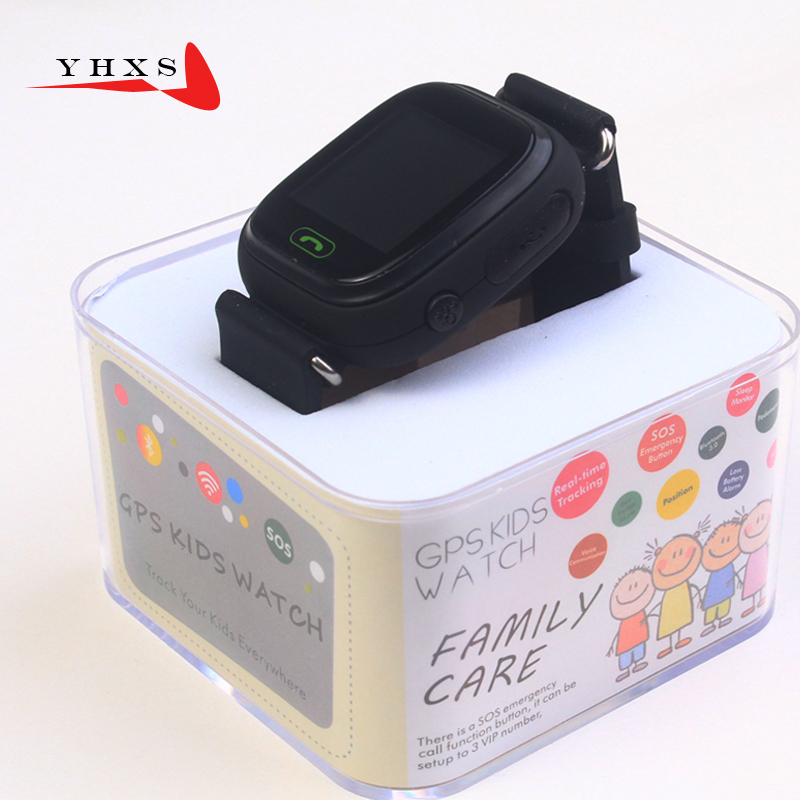 Child q90 touch screen smart location finder device for Localisation wifi