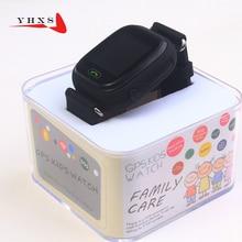 "Niño Q90 1.22 ""de Pantalla Táctil Inteligente Dispositivo Localizador GPS WIFI Reloj para el Cabrito Bebé Anciano rastreador Anti Perdido Monitor PK T58 Q50"