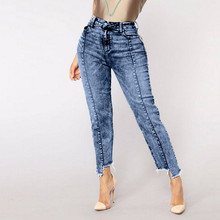 Fashion New Ladies jeans 2019 F