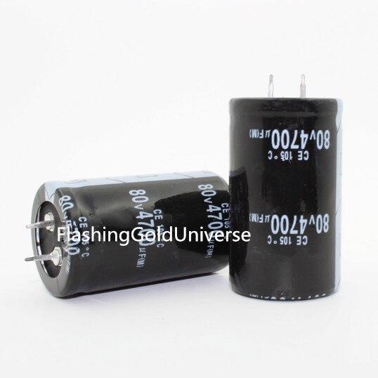 10 Piezas 1500uf 16v 105 ° c Condensador electrolítico Radial 10x20mm