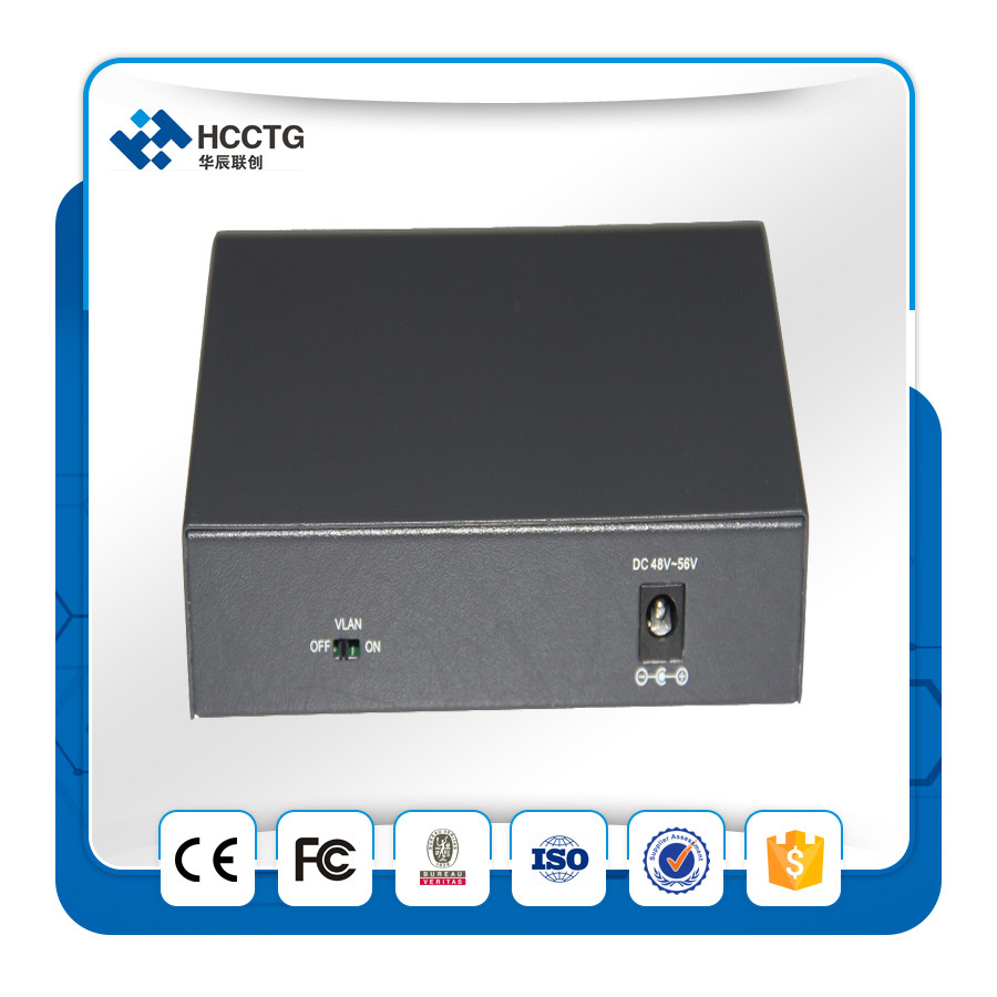 Alta Qualidade Industrial Ethernet Switch Poe Rede