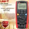 UNI T UT71C Smart Digital Multimeter True RMS Multimeter USB Bluetooth Data Transmission Dual Backlight Temperature