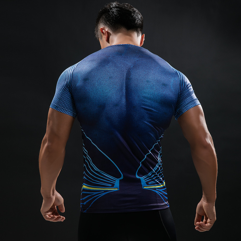Punisher 3D Printed T-shirts Men Compression Shirts Long Sleeve Cosplay Costume crossfit fitness Clothing Tops Male Black Friday 102