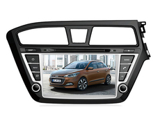 Android 6.0 16GB ROM quad core PX3 android car dvd fit for Hyundai i20 LEFT HAND bluetooth radio gps wifi dvr map 3G