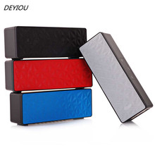 DEYIOU New Arrivals Mini Portable Stereo Wireless Bluetooth Speaker for SmartPhone Tablet PC Free Shipping XP15M08