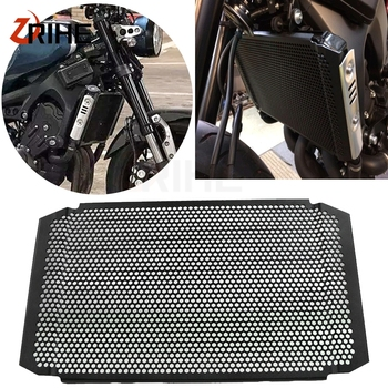 Motorcycle Aluminum Radiator Grille Guard Cover Protector For Yamaha XSR900 FZ-09/MT-09 FZ-09/MT-09 MT-09 SP 2017 Tracer 900