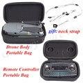 3in1 Mavic Pro Пульт дистанционного управления/Drone Тела Сумка + подарок шейный ремешок