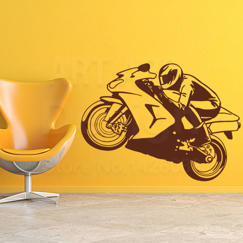 Amazing Motorcycle Wall Art Collection - Art & Wall Decor ...