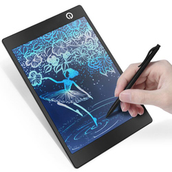 9.7 Inch LCD Writing Tablet Digital Colorful Painting Board Electronics Handwriting Pads Art Drawing Graphic Tablets +Stylus Pen