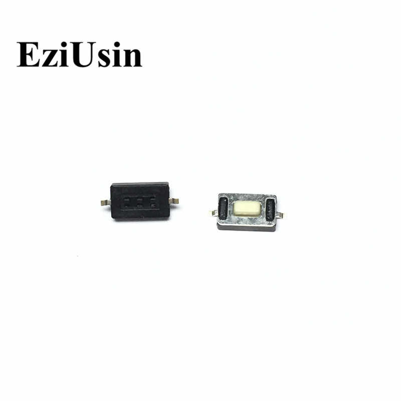 EziUsin 3*6*2.5 LCD Monitor Keyboard SMD Touch Button Car Remote Control Key Switch Interrupteur Tablette Liquid Crystal