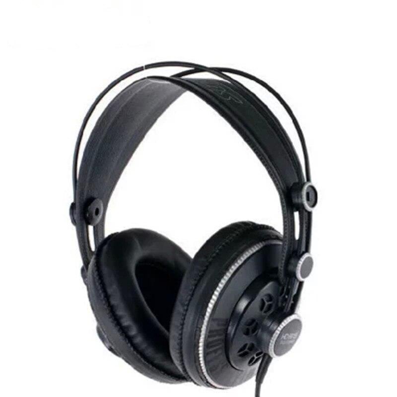 Superlux HD681B Studio Headphones Semi-open Dynamic Stereo Professional Monitoring Headset DJ Hifi Noise Cancelling Earphone New superlux hd 562 omnibearing headphones noise canceling monitoring rotatable