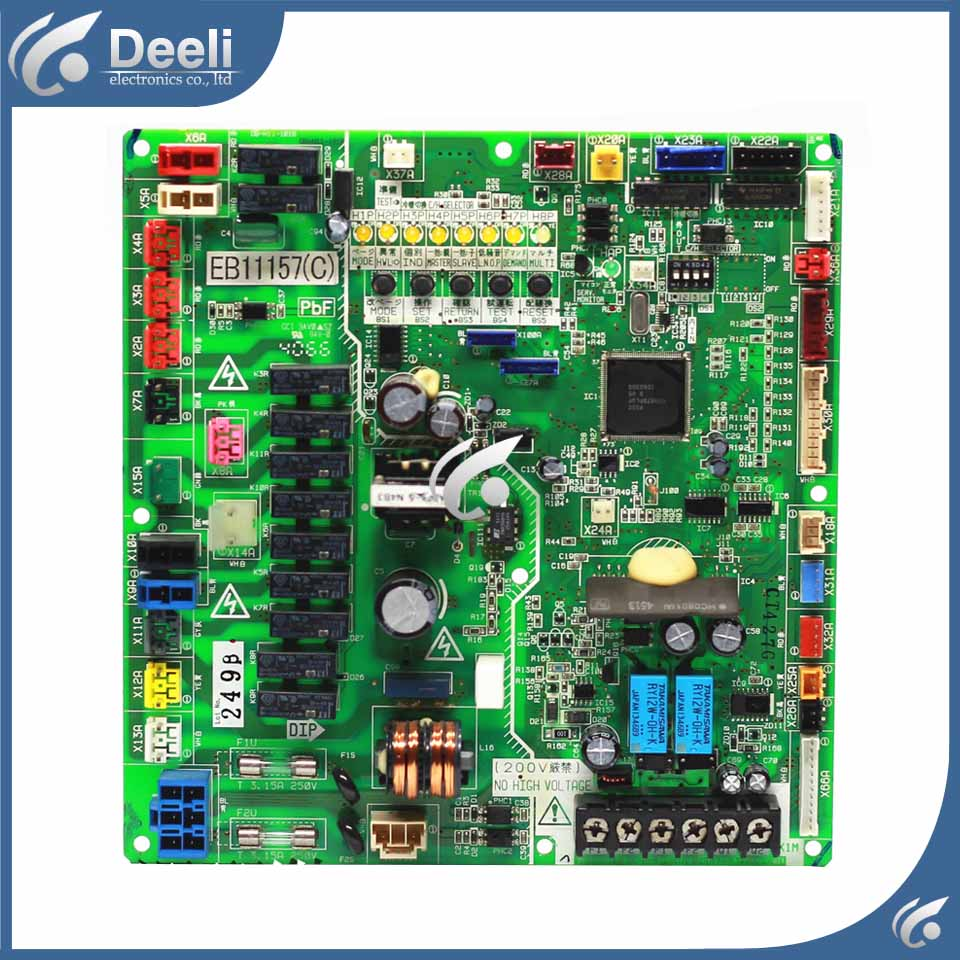 95 New Good Working For Air Conditioning Pc Board Circuit Motherboard Is The Main Of Your Computer And Also Eb11157c Rhxy450sy1 In Conditioner Parts From Home Appliances On