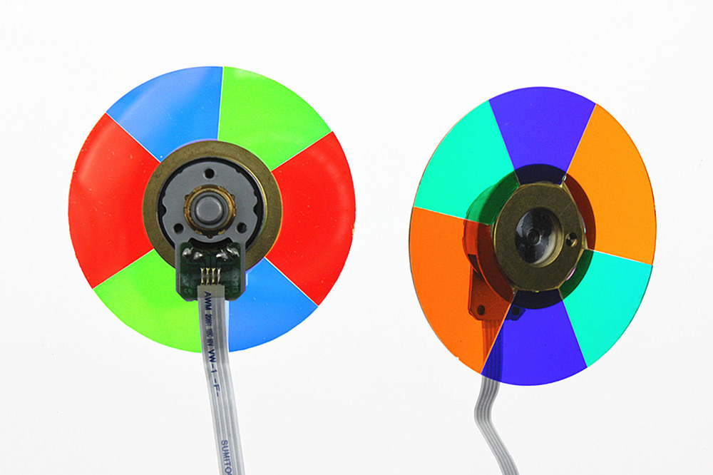 Brand New Projector Color Wheel Fit For Infocus SP5700 Free Shipping free shipping new original projector color wheel for vivitek d742hdc color wheel 1pcs