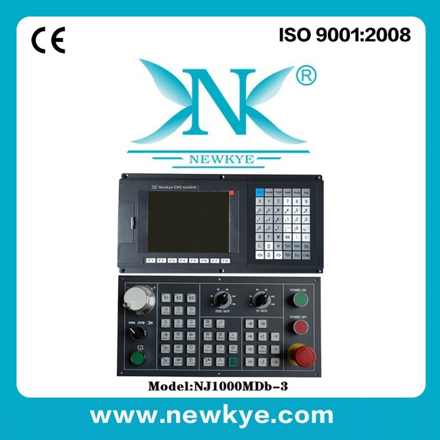 US $748 0 |Best price 3 axis Milling machine cnc system / cnc controller  NJ1000MDb 3 with panel C-in CNC Controller from Tools on Aliexpress com |