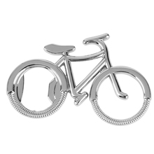 Cool Metal Bike Beer Bottle Opener / keychain