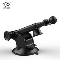 Acessórios Titular Do Telefone Do Carro flexível Ajustável Car Mount Base Para Titular Estande Clipe Longo Braço de Suporte Do Telefone Móvel Magnético