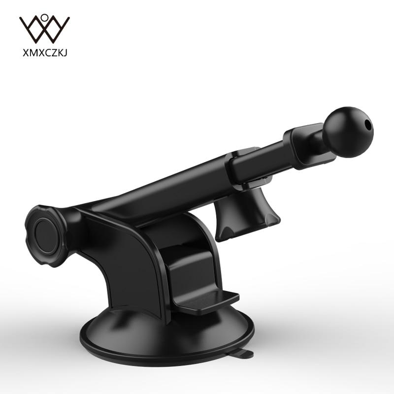 Flexible Car Phone Holder Accessories Adjustable Car Mount Base For Magnetic Holder Clip Stand Long Arm Mobile Phone Holder
