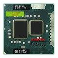 Процессор Intel Core i3 370M SLBUK, двухъядерный процессор 2,4 ГГц с четырехъядерным процессором, 3 Вт, 35 Вт, Разъем G1 / rPGA988A